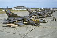 RAF Panavia Tornado GR1A
