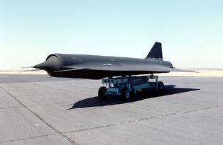 Lockheed D-21B USAF