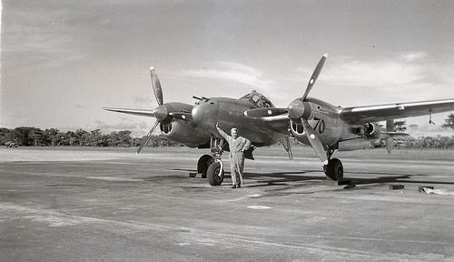 File:P-38 WW2 Aircraft photoed at France Field, Panama, 1945.jpg