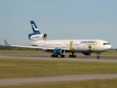 Finnair MD-11