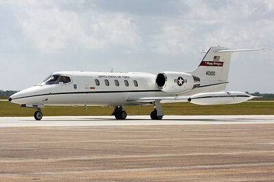 C-21 learjet