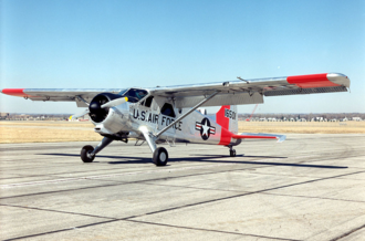 De Havilland U-6A Beaver USAF