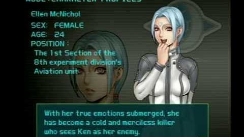 Air Force Delta Strike Character Profile-Ellen McNichol