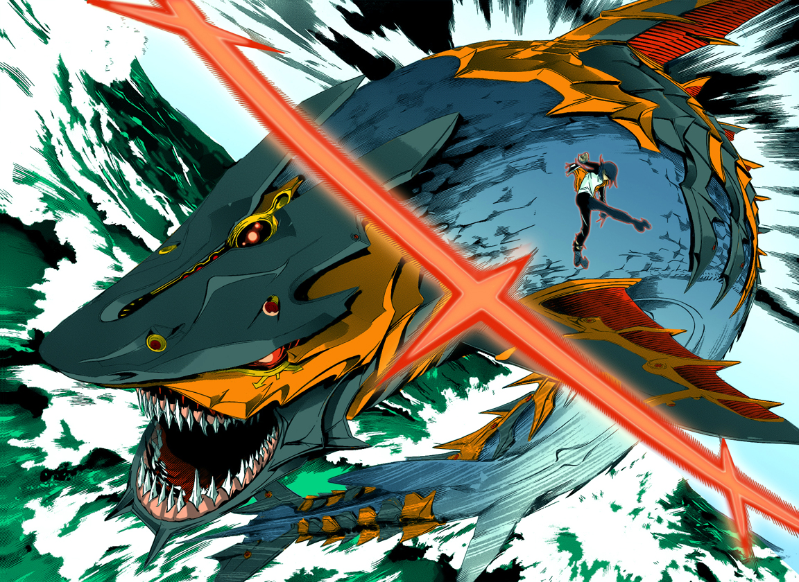 The Fang King Agito by Jonas64