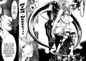 Rika captured by Sora