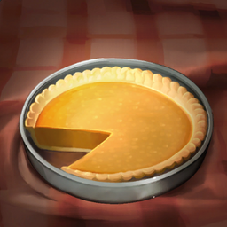 Pumpkin Pie (Flair) Crop