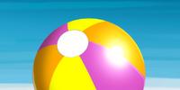 Rare Beach Ball