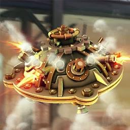 Saucer steam
