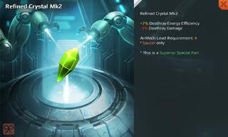 Refined Crystal Mk2 Full