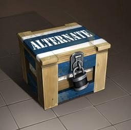 Alternate Crate