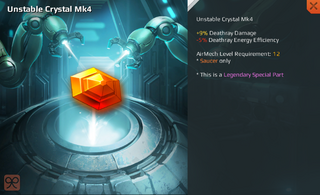 Unstable Crystal Mk4 Full
