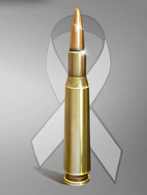 .50 Cal Bullet