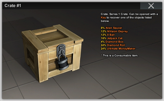 Crate 1 Change
