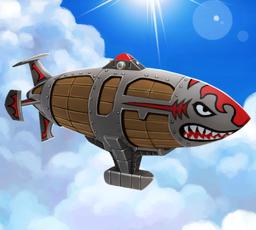 Shark Zeppelin