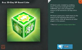 XP Cube 30 Full