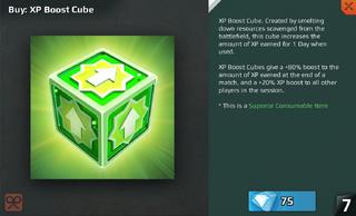 XP Cube Full