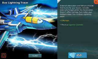 Lightning Tracers Full