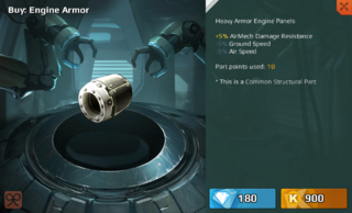 Engine Armour