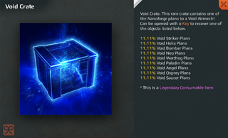Void Crate Full