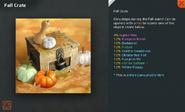 Fall Crate Full