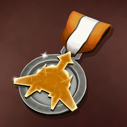Tourney badge