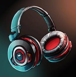 EVO Headphones Crop