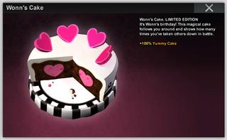 Wonn Cake