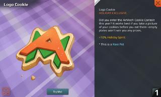 Logo Cookie Full