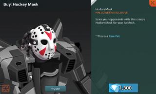 Hockey Mask Full
