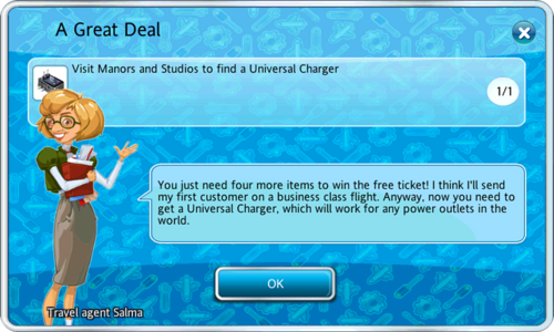 A Great Deal