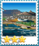 Cape Town-Stamp