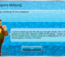 Singapore Mahjong