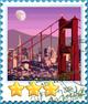 San Francisco-Stamp
