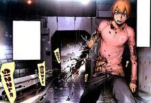Ajin chapter 0 thumbnail