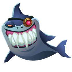 Commander Quietshark