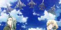 Dai-3 Hikou Shoujotai - Third Girls Fighter Wing