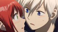Zen and Shirayuki Close