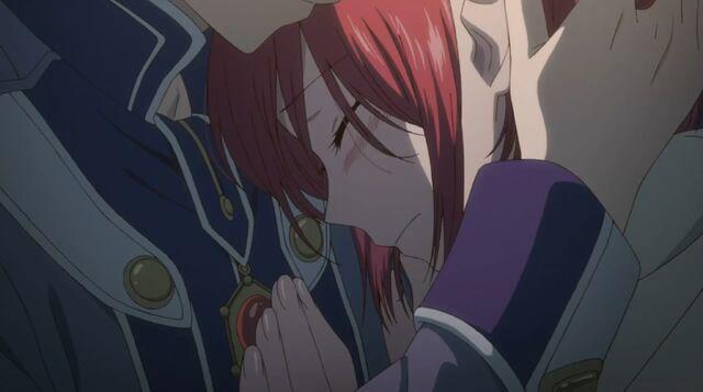 File:Shirayuki cuddling with Zen.jpg