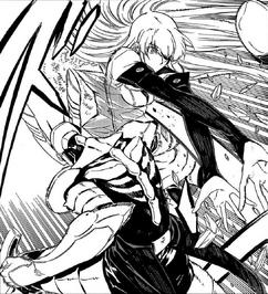 Tatsumi hits Esdeath