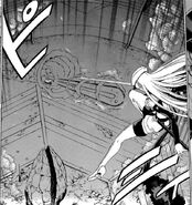 Esdeath activates Mahapadma