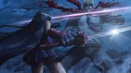 Akame kills Zank