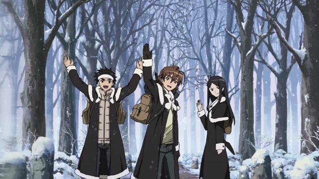 File:Tatsumi, Ieyasu, Sayo leaving their village.png