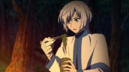 Kija unable to eat ''weeds''