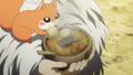 Ao eating Shin-Ah's food.png