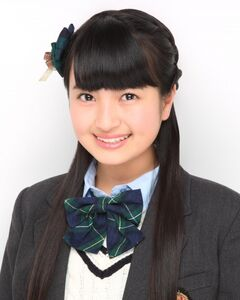 AKB48 Shimoaoki Karin 2015