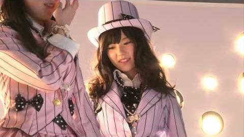 「君のC W」MVメイキング映像 AKB48 公式
