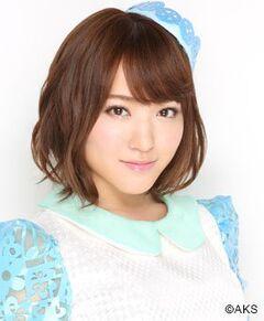 AKB48 Uchida Mayumi 2015