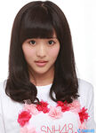 SNH48 SunRui 2013