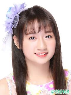 SNH48 Jiang ShuTing 2016