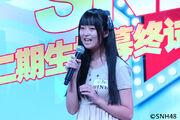 SNH48 WangJiaLu Auditions
